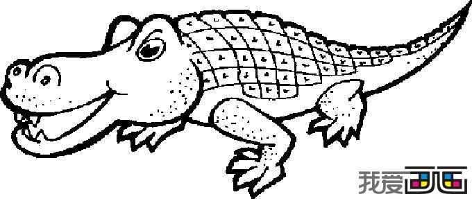 动物简笔画图片,如何教孩子学习动物简笔画(9)