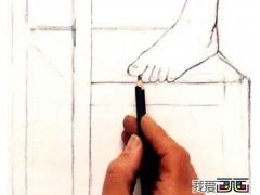 新手素描入门教程(一)画素描需要的工具及如何使用