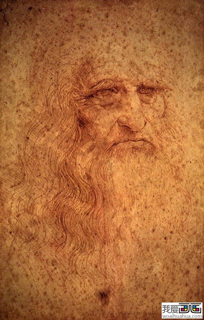 达芬奇绝密素描手稿珍藏版高清组图1