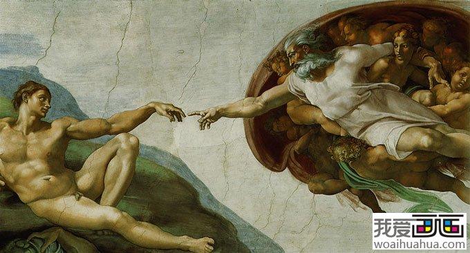 米开朗基罗-最伟大的雕塑家画家诗人建筑师(4)