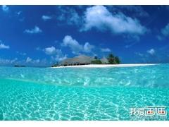 人间仙境-美丽的马尔代夫风景唯美图片高清组图一