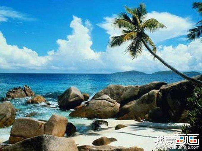 > 美丽的马尔代夫风景唯美图片高清组图三                      西方