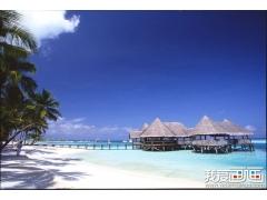马尔代夫风景唯美图片高清组图四