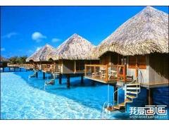马尔代夫风景唯美图片高清组图五