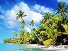 马尔代夫唯美风景图片高清组图八
