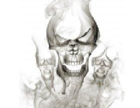 骷髅素描,骷髅图片,骷髅头素描图片高清组图