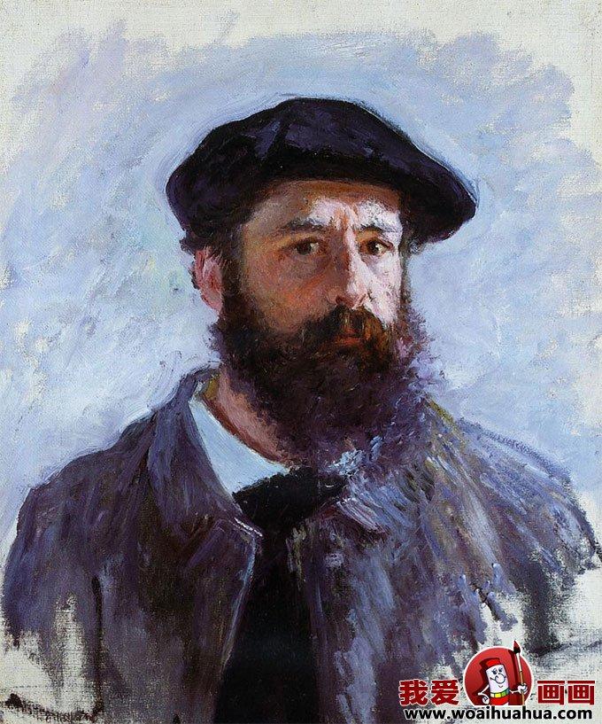 克劳德莫奈_法国著名画家莫奈,印象派代表人物(2)图片