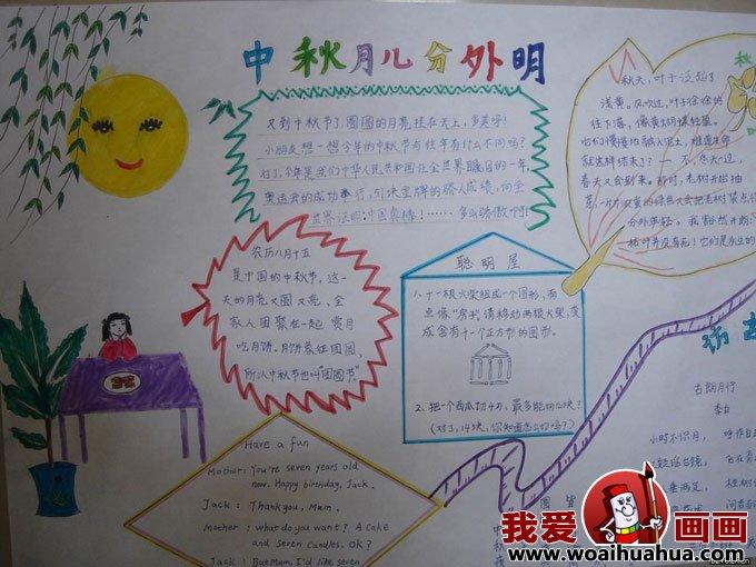 10副4k学生手抄报版面设计图片(2)