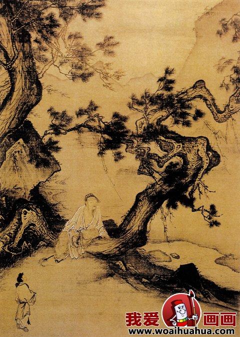 请教老师赞美松树的诗句或名言……