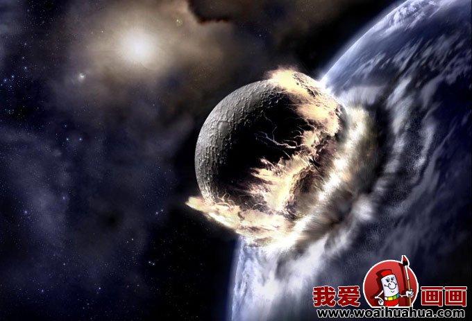 3D科幻画 梦幻太空科幻画图片欣赏 2图片
