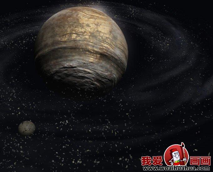 3D科幻画 梦幻太空科幻画图片欣赏 3图片