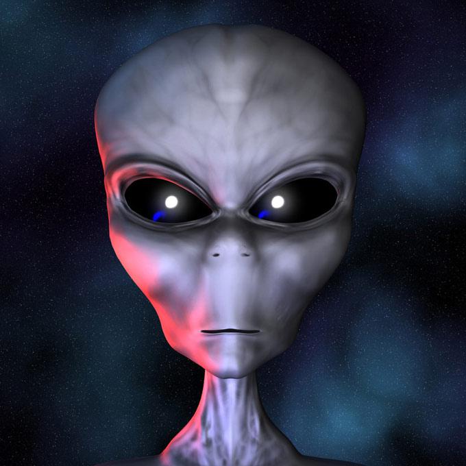 外星人图片 关于外星人的10副逼真照片 3
