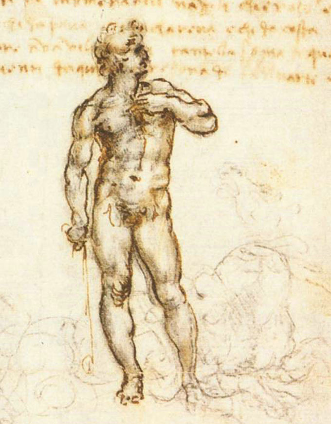 essay on leonardo da vinci and michelangelo Leonardo da vinci's mona lisa and michelangelo's ceiling from the sistine chapel are two famous artworks from the renaissance that both reflect and respond to.