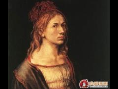 丢勒简介:德国著名的风景水彩画家,版画家