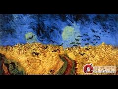 油画润色处理的方法,如何防止画面吸油