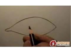16个步骤教你用铅笔画眼睛手绘素描教程