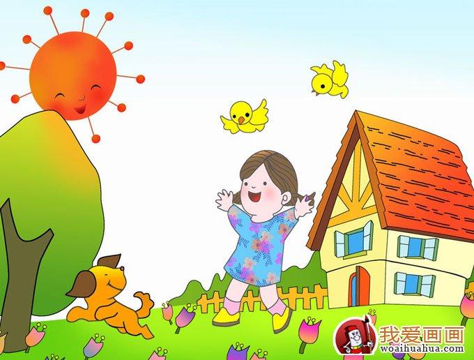 最完美可爱的幼儿园环境布置图片素材(3)