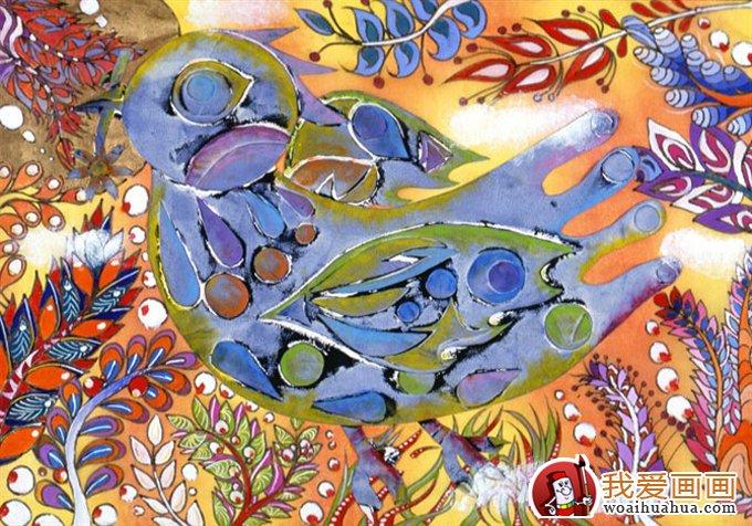 优秀儿童画获奖作品_儿童画国际获奖(金奖)优秀作品图片展示(9)