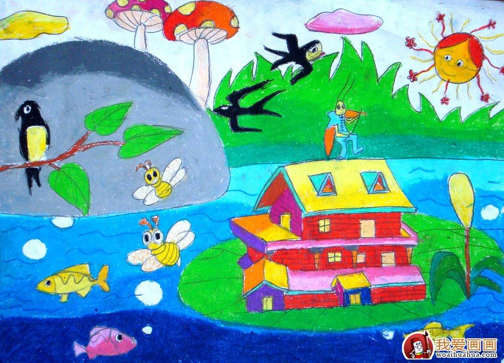 小燕子和别的动物伙伴