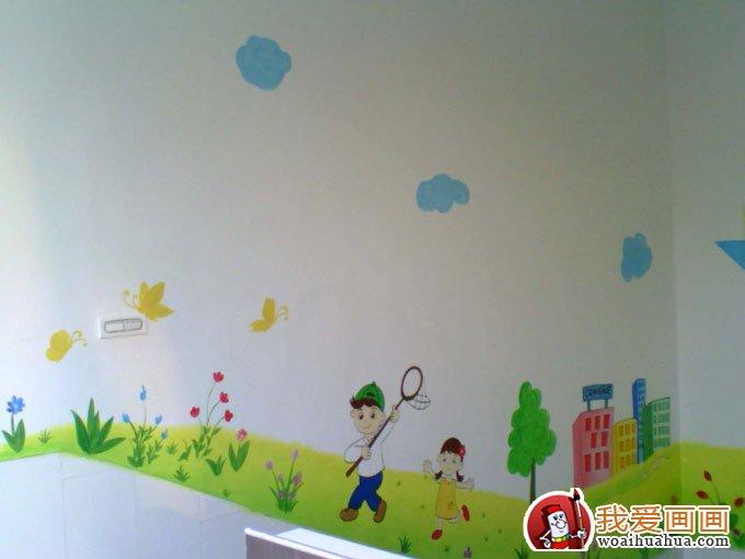 四季主题墙饰设计