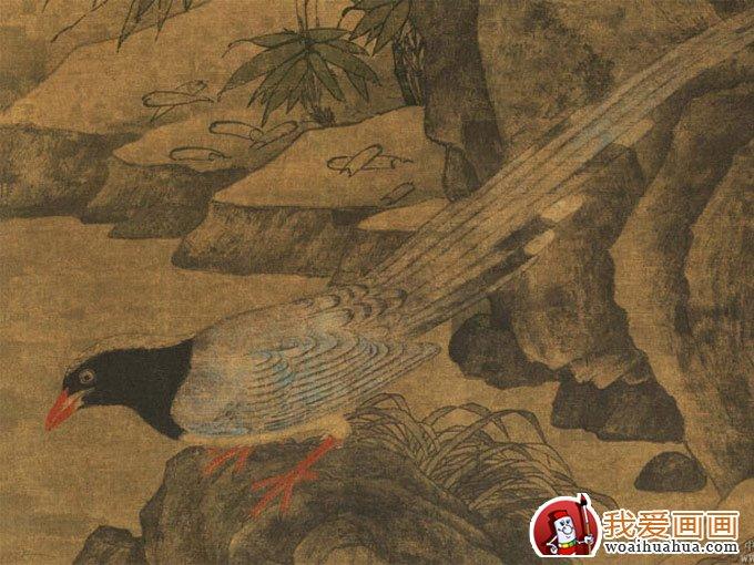 黄居寀 北宋工笔花鸟画大师简介及代表作品