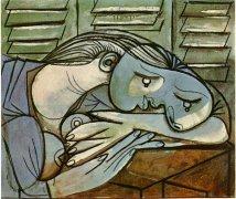 毕加索的画,毕加索作品集,毕加索立体主义抽象画大全
