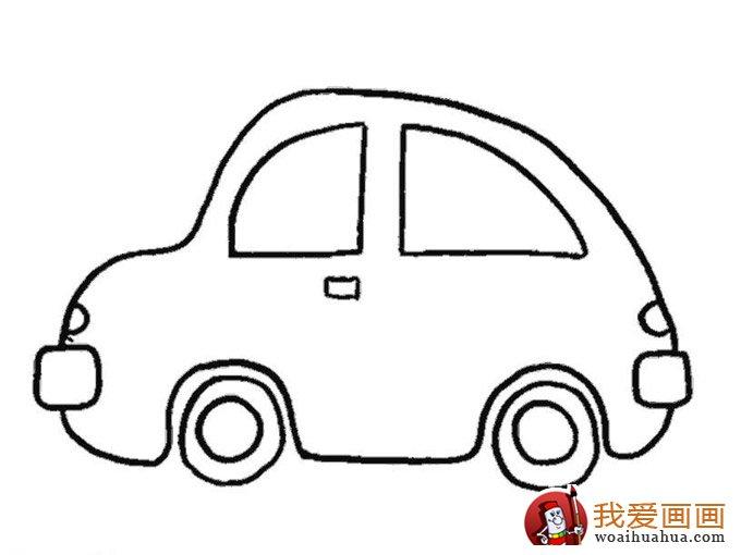 交通工具简笔画包括了小 汽车简笔画,公共汽车简笔画,飞机简笔画,摩托