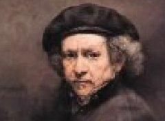 伦勃朗自画像,伦勃朗15P油画肖像作品