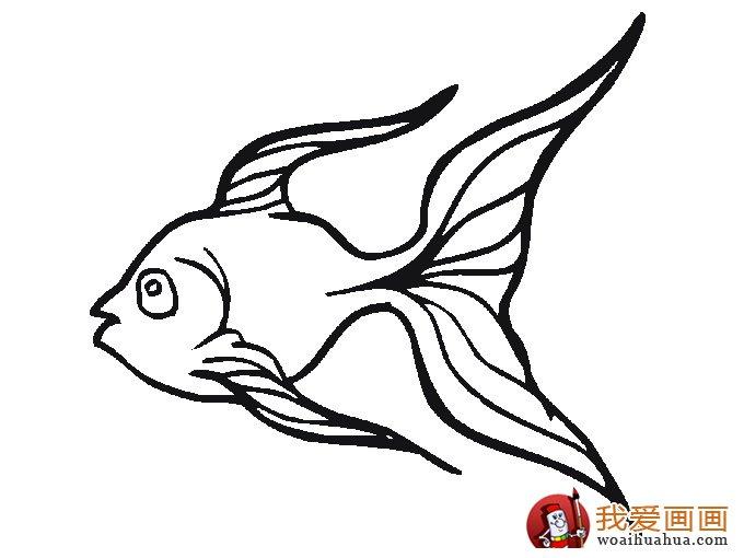 可爱简笔画欣赏:可爱的小动物简笔画(6)