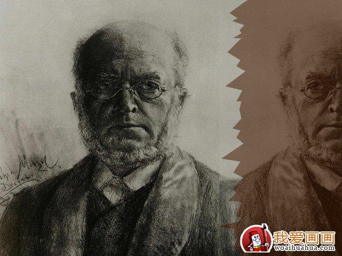 门采尔_欧洲历史风俗画著名画家和素描大师