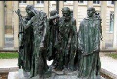 雕塑家罗丹的雕塑作品大全高清图片