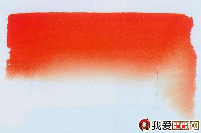 水彩画基本涂色技法:水彩画渐变法图文教程35