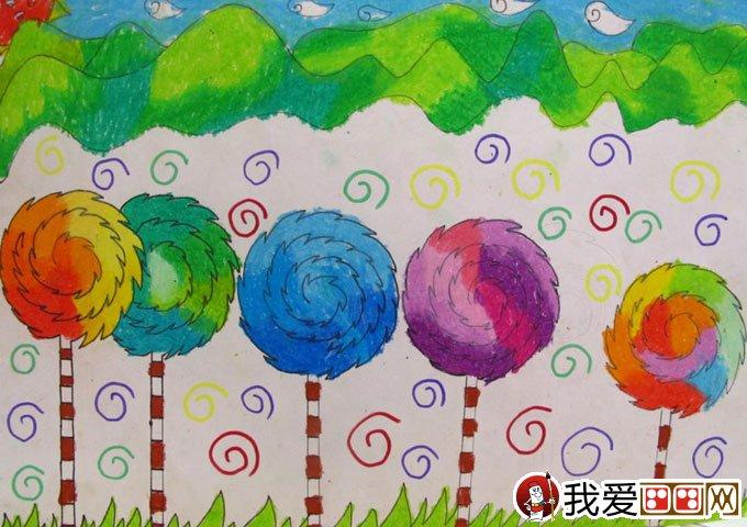 2014孤残儿童慈善画展 孩子也能传递正能量图片