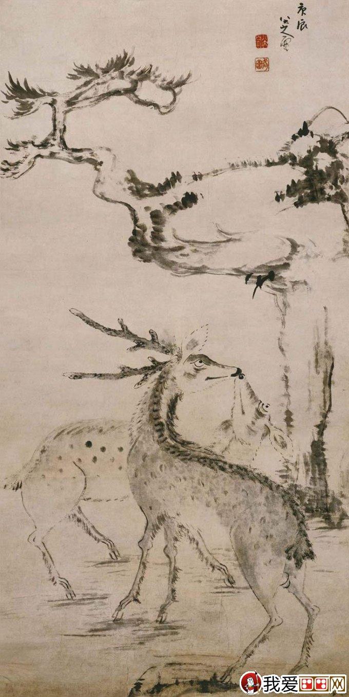 描写松树的好词