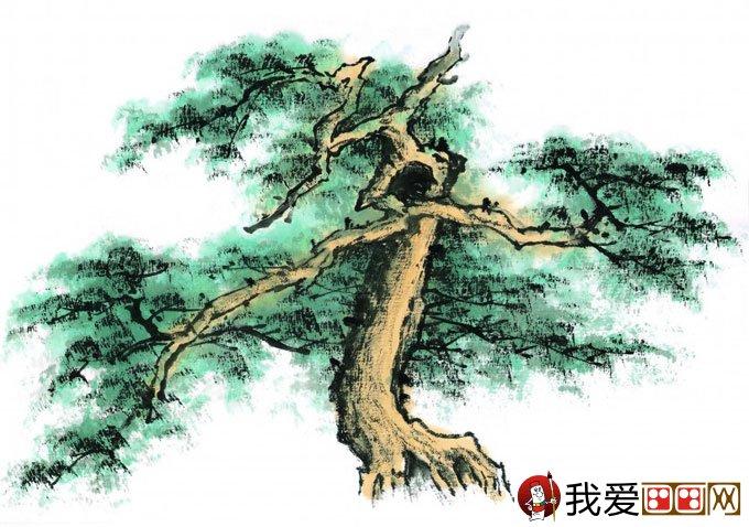 以此来锻炼造型和用笔用墨的能力,直接关系到中国画创作的优劣.图片