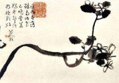 朱耷作品大全,八大山人花鸟画作品117副(一)