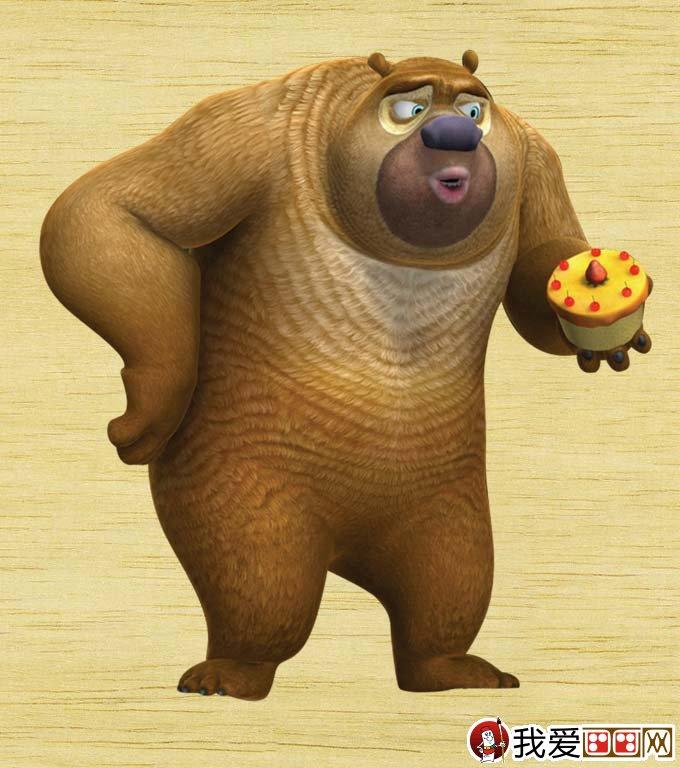 光头强熊大熊二图片 熊出没光头强熊大熊二卡通画图片 4