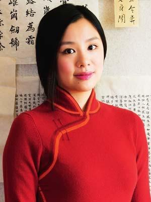 现代重庆美女画家林曦资料介绍