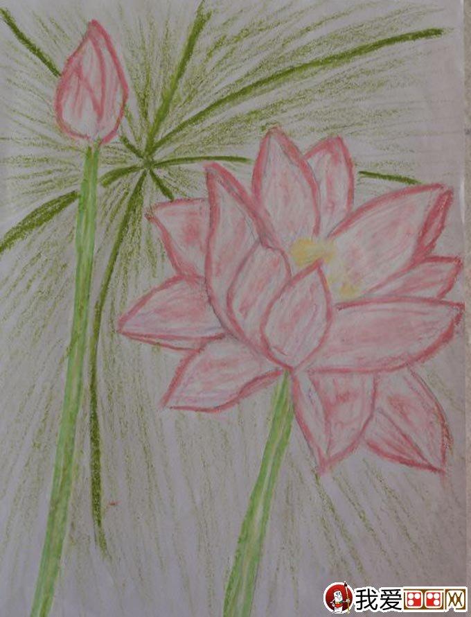 初二学生期末美术考试优秀绘画作品30副(5)