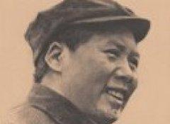 毛泽东素描头像9P 靳尚谊素描头像作品欣赏