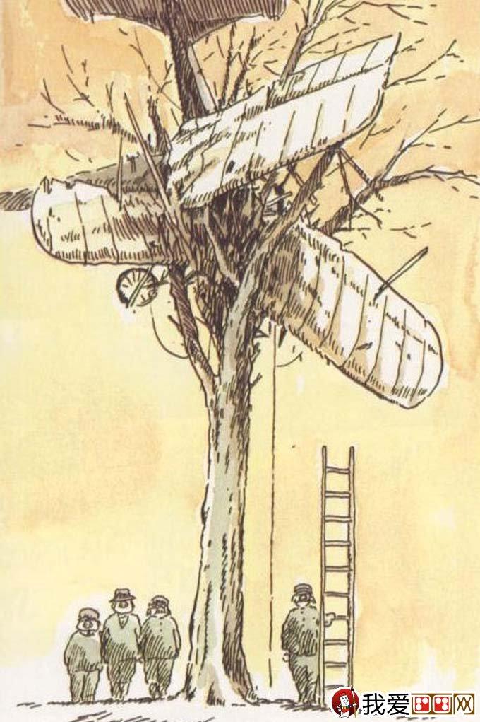 宫崎骏作品 宫崎骏动漫绘画手绘稿作品大全 三 4
