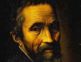 米开朗基罗_文艺复兴时期最伟大的雕塑家画家诗人建筑师