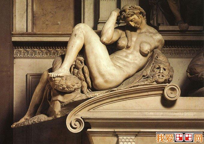 米开朗基罗雕塑作品大全