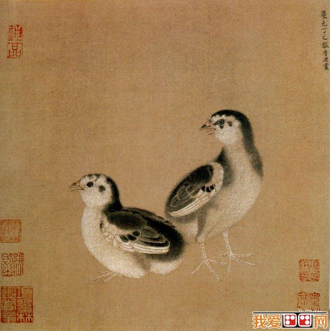 动物 国画 蛇 680_682