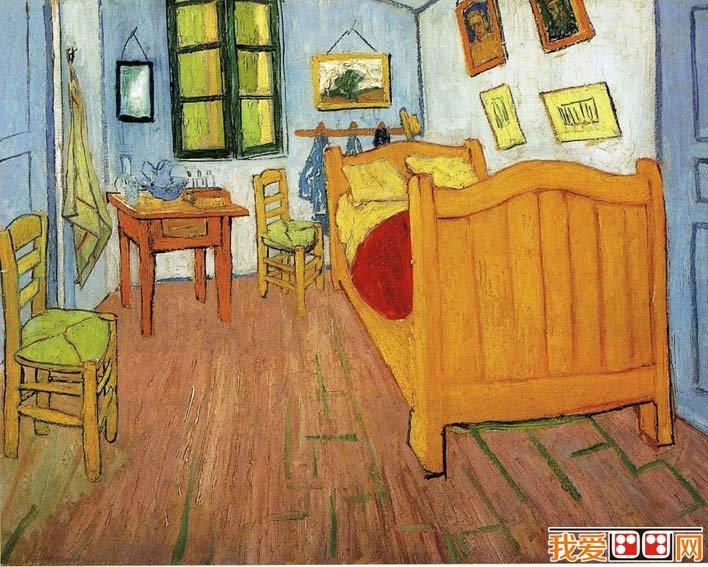 透视卧室手绘图步骤