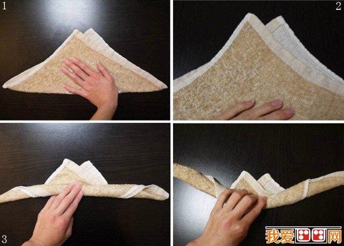 兔子手工制作教程:快速diy超萌的毛巾布小兔步骤