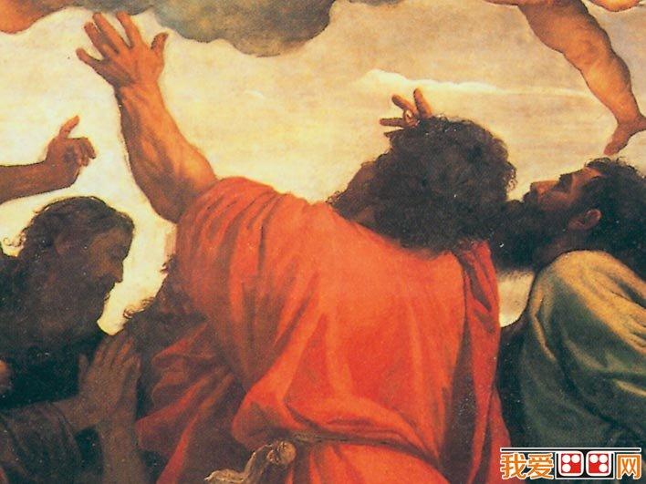 提香《圣母升天》_威尼斯文艺复兴最伟大的气势恢宏的