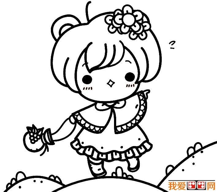 我爱画画网为小朋友们提供各种各样的简笔画小女孩图片,包括穿裙子的小女孩简笔画,可爱的小女孩简笔画,奔跑的小女孩简笔画,开心的小女孩简笔画,害羞的小女孩简笔画,采花的小女孩简笔画图片等,都是700像素宽的高清大图哦。
