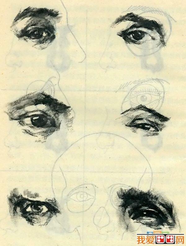 素描知识 素描深入刻画需掌握的技巧