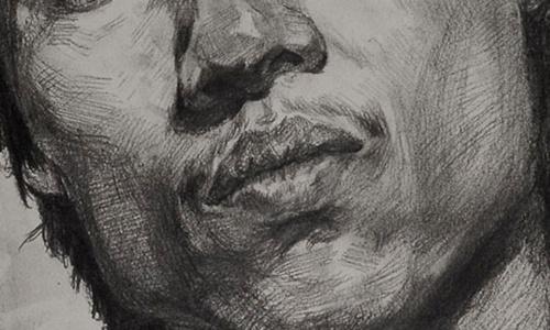 素描头像之嘴巴的素描技巧
